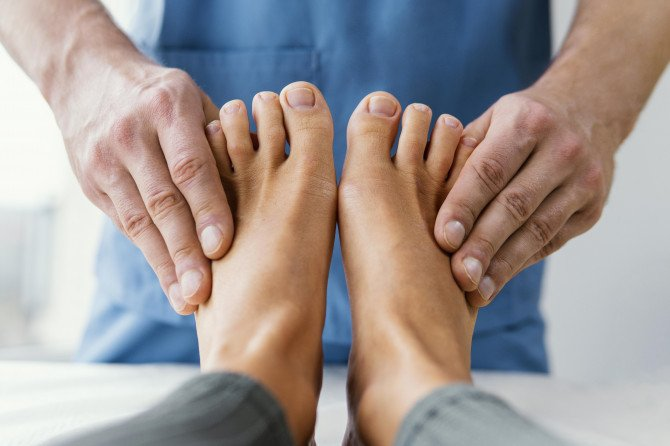 El pie diabético: 5 síntomas