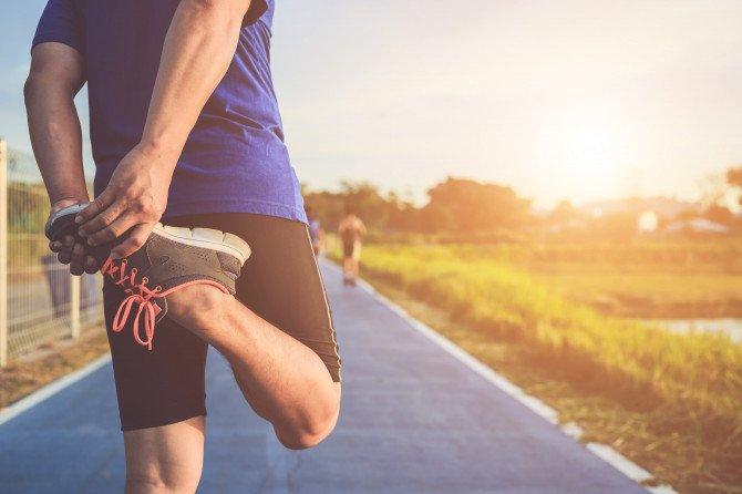 Correr: cómo cuidar los pies